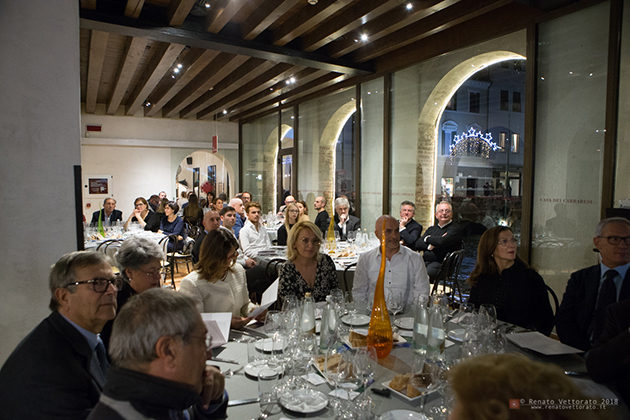 Gastronomy And Wines Of The Dubrovnik Region Presented At The Exclusive Dinner Of The Vini Da Terre Estreme Festival