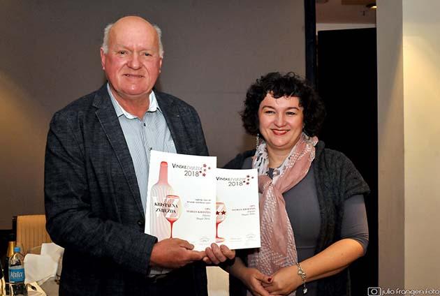 Čestitamo vinarima iz naše županije na priznanjima na Vinartu!