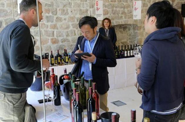 Središnja izložba vina u Lazaretima